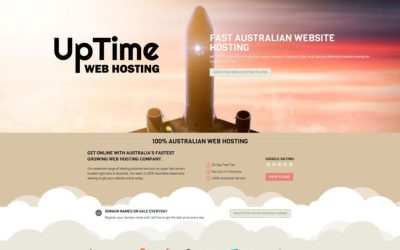 Up Time Web Hosting Pty Ltd